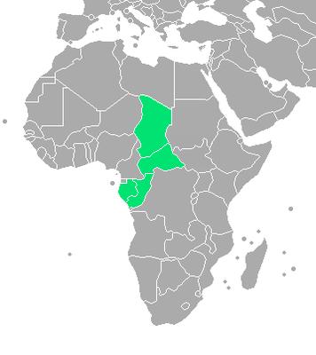 L'Afrique Equatoriale Française (AEF)