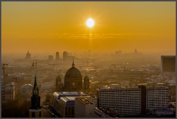 The fog of Berlin