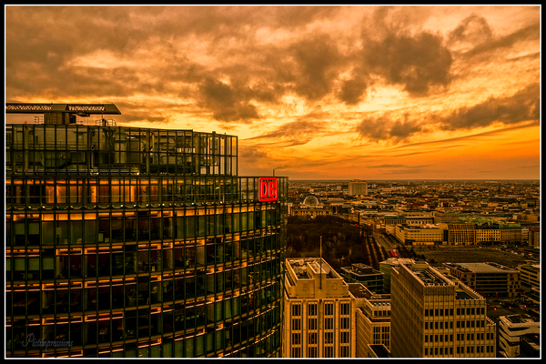 DB Tower Berlin