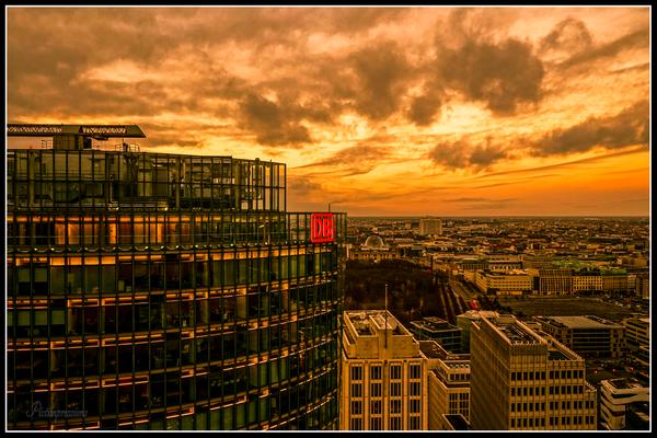DB Tower Berlin