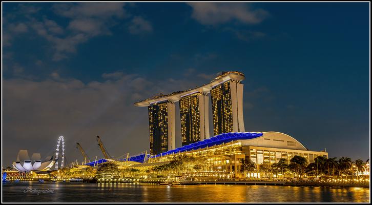 Narina Bay Sands, Singapore