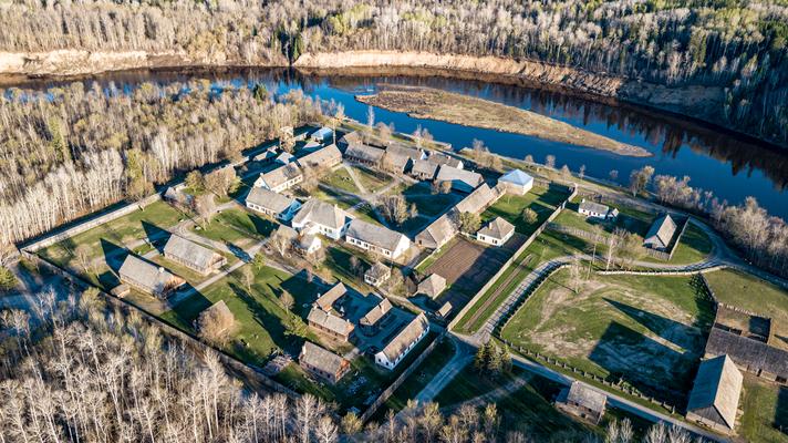 Fort William in der Provinz Ontario Canada