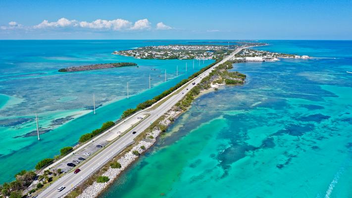 The Keys Florida USA