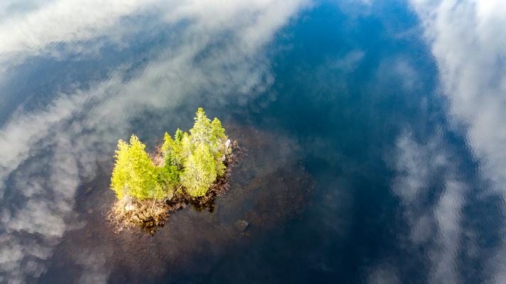 Im Lake Superior Nationalpark Canada