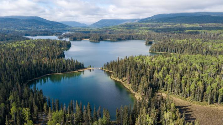 William A. Switzer Provincial Park Alberta Canada