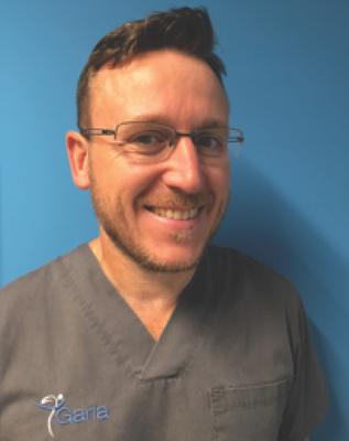Manuel García González, Dentista. Posturólogo