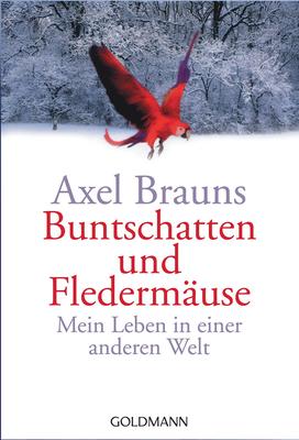 Buntschatten und Fledermäuse – Autor Axel Brauns