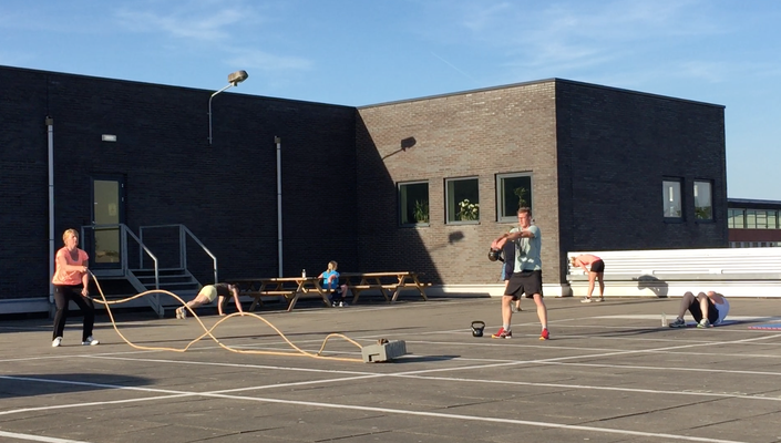 buiten bootcamp trainingen in bunschoten
