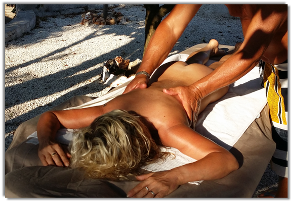 naturistische massage