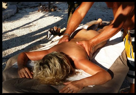 naturistische massage