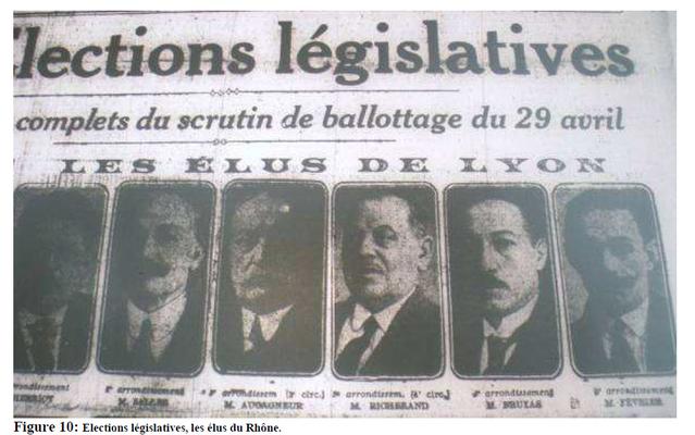 Élections législatives 1928