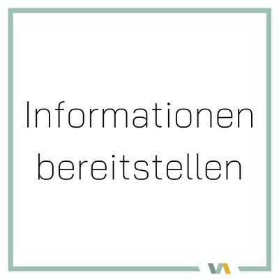 Gründe für eine eigene Webseite: Informationen bereitstellen
