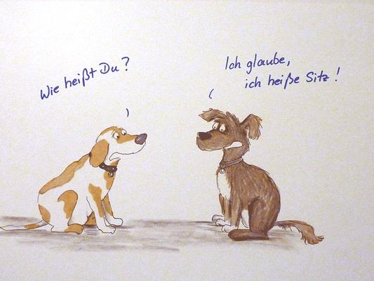 Hundekarte