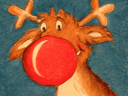 Weihnachtskarte_Elch_8