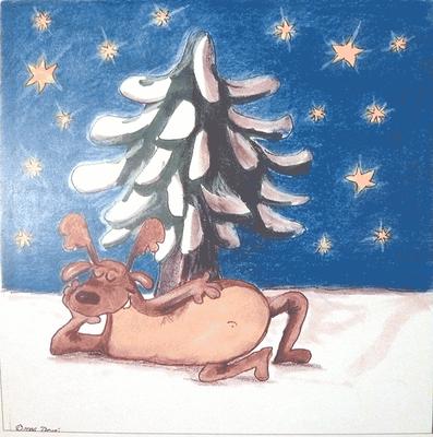 Weihnachtskarte_Elch_4