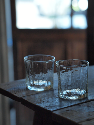 八角グラス