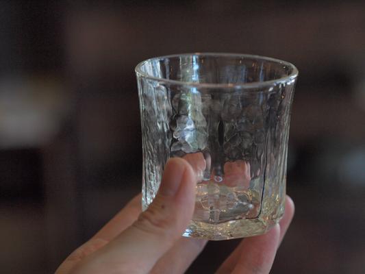八角ロックグラス