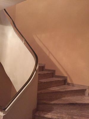 Travaux cage d'escalier bâtiment A