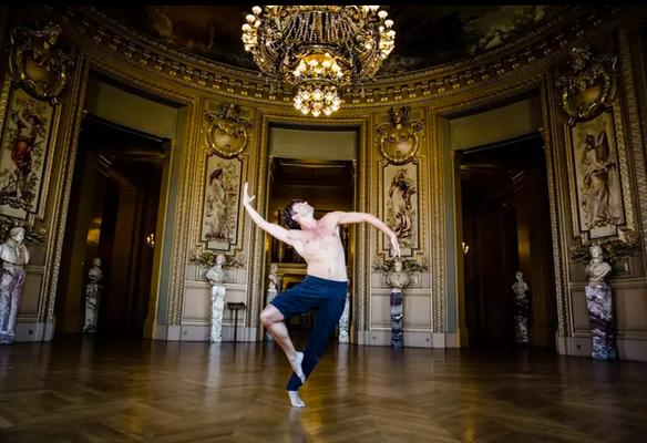 Boris Charmatz 《演绎20世纪的20位舞者》(20 Danseurs pour le XXe siècle)巴黎歌剧院 2015