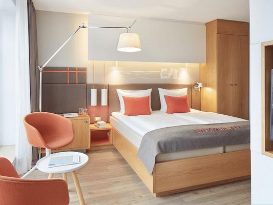 Zimmerbeispiel StrandGut Resort St. Peter Ording, Resilienz stärken mit Wege zum Sein