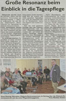 Generalanzeiger  Febr. 2015