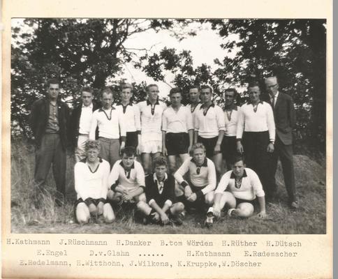 Fussballer 1966/67