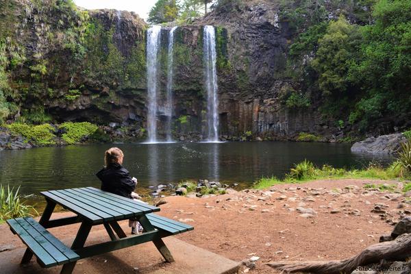 Cascades Whangarei falls