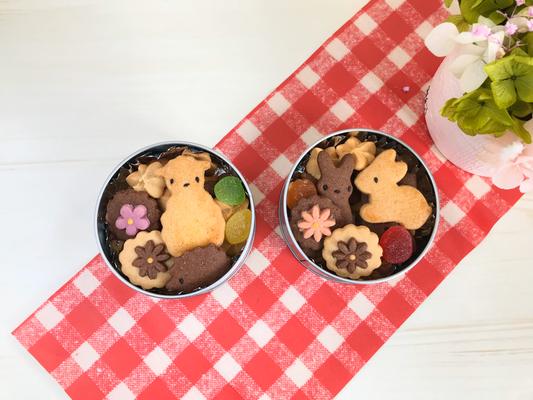 ドリームクッキー缶 ぷちサイズ