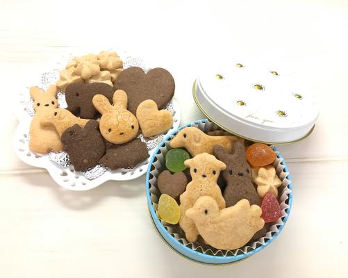 メルヘンクッキー ブーケ缶 2019年5月~9月初旬 限定販売