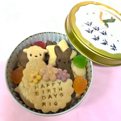 メルヘンクッキー お誕生日 特注品