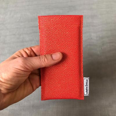 iPhonehülle zur Taschenkollektion Stingray Coral