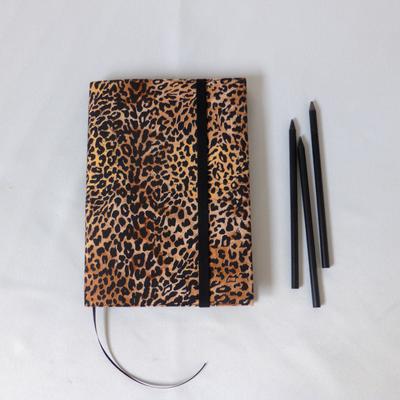 Notizbuch A5 Baby-Leopard Front