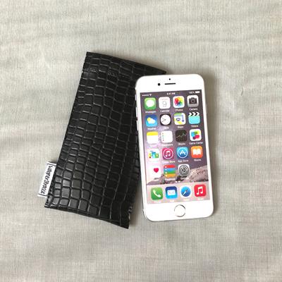 iPhonehülle zur Taschenkollektion Black Python