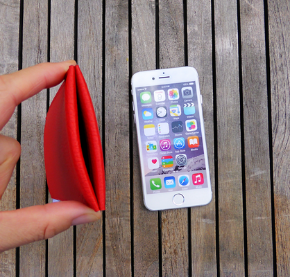 iPhonehülle FlameRed
