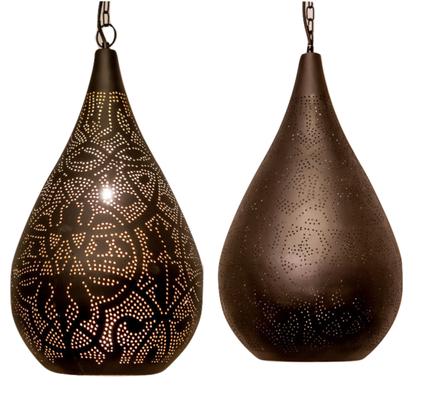 Arabischelampen|Oosters|Filigrainlamp|Eetkamerlamp