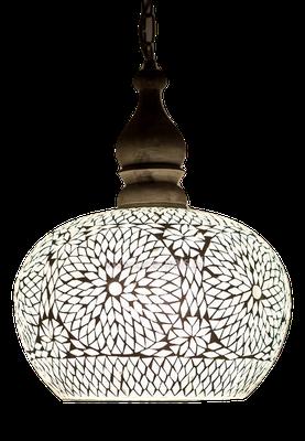 Oosterse mozaïek lamp.Oosterse filigrain lampen,mozaïek hanglamp