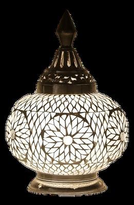 Oosterse tafellamp,mozaiek tafellampen,filigrain tafellamp,oosterse lampen