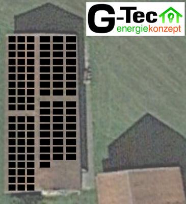 Dachplanung einer Photovoltaikanlage