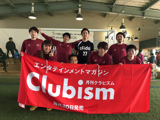 2018 Clubismフットサルフェス MIX CUP