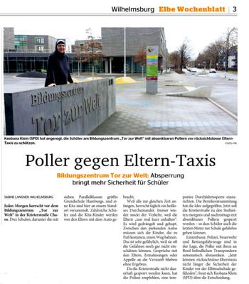 Wochenblatt  Wilhelmsburg, 20.03.19, Seite 3