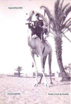 Au Fezzan (Lybie)