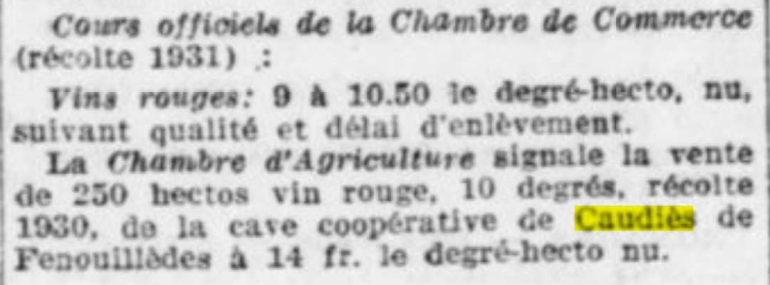 Journée industrielle 10 octobre 1931