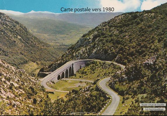 Carte postale années 1980...