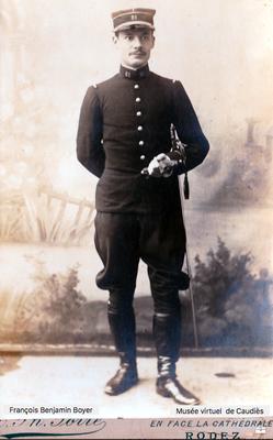 François Benjamin Boyer