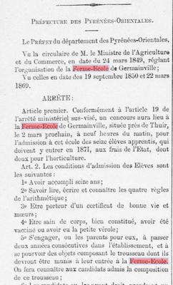 Journal des PyrénéesOrientales du 27 mars 1871