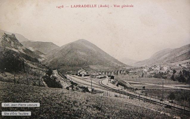 Gare de Lapradelle