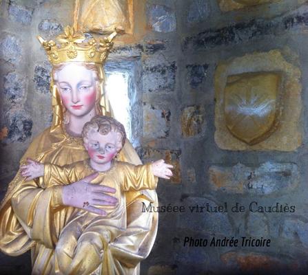 Vierge sulpicienne