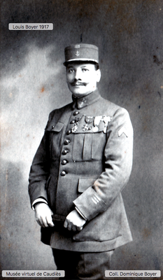 Lieutenant-Colonel Louis Boyer