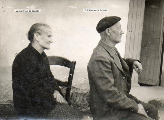 Marie Thérèse et Jacques Dimon