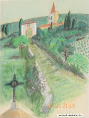 Pastel de Pierre Armagnac